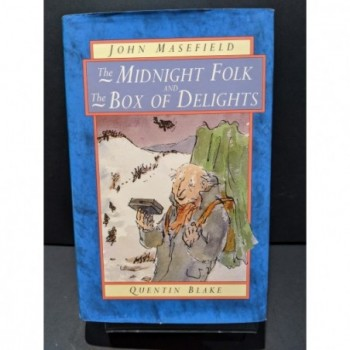 The Midnight Folk and The Box of Delights Book by Masefield, John
