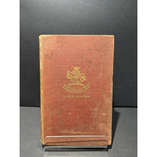 The Cruise of HMS Exeter Book by Unknown