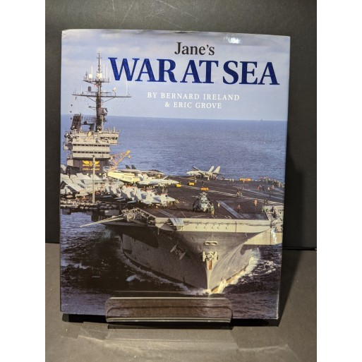 Jane's War at Sea Book by Ireland & Grove