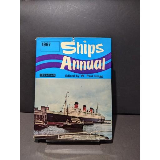 Ships Annual 1967 Book by Clegg, W. Paul (ed)