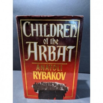 Children of the Arbat Book by Rybakov, Anatoli