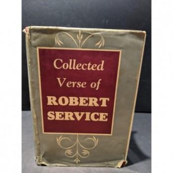 Collected Verse of Robert Service Book by Service, Robert
