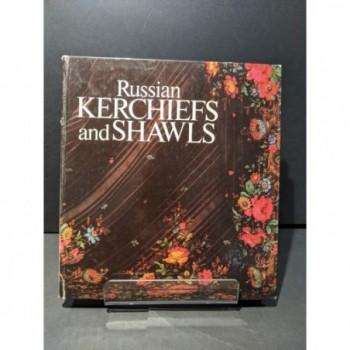 Russian Kerchiefs and Shawls Book
