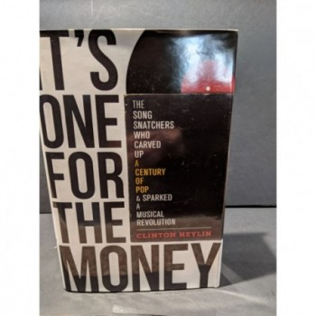 It's One For The Money Book by Heylin, Clinton