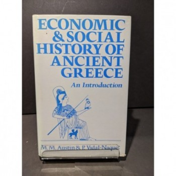 Economic & Social History of Ancient Greece: An Introduction Book by Austin & Vidal-Naquet