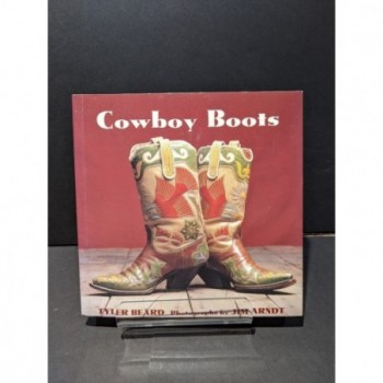 Cowboy Boots Book by Beard, Tyler