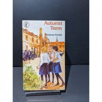 Autumn Term Book by Forest Antonia