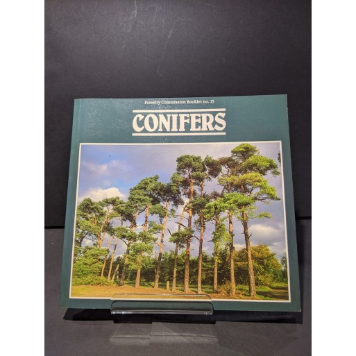 Conifers Forestry Commission Booklet No 15 Book by Mitchell, Alan F
