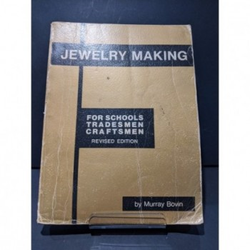 Jewelry Making Book by Bovin & Murray