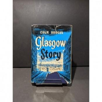 Glasgow Story Book by Brogan, Colm