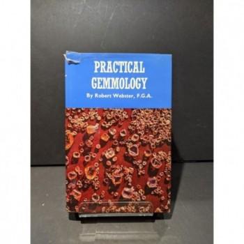 Practical Gemmology Book by Webster, Robert