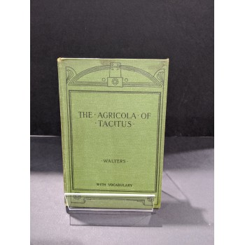 The Agricola of Tacitus