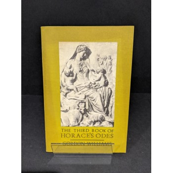 The Third Book of Horace's...
