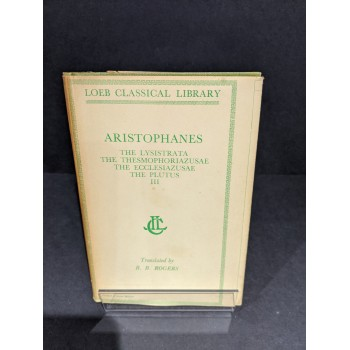 Aristophanes Volume III