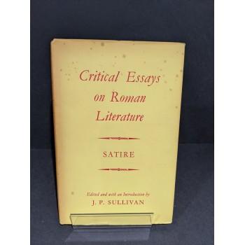 Critical Essays in Roman...