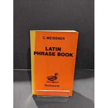 Latin Phrase Book