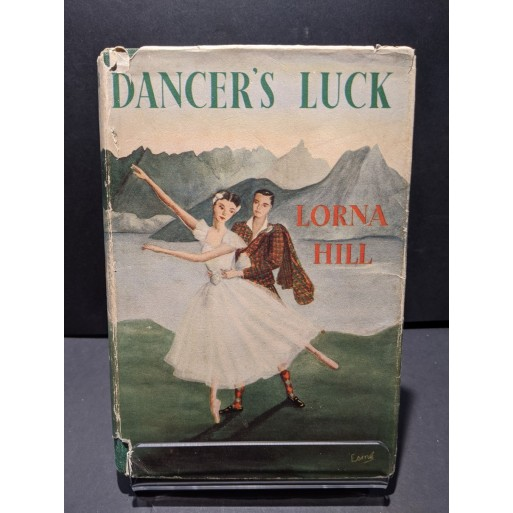 Dancer's Luck Book by Hill, Lorna