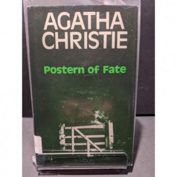 Postern of Fate Book by Christie, Agatha