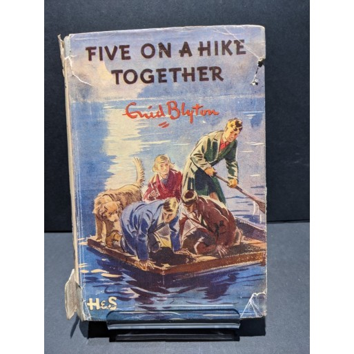 Five on a Hike Together Book by Blyton, Enid