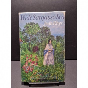 Wide Sargasso Sea Book by Rhys, Jean