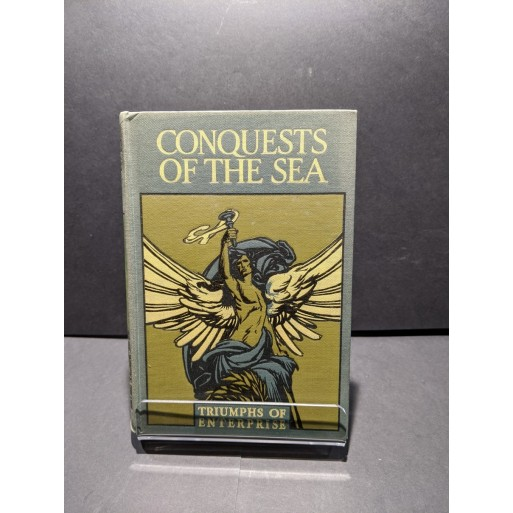 Conquests of the Sea Book by Hall, Cyril