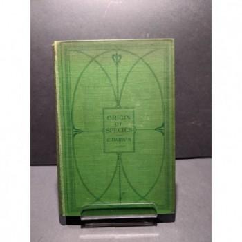 Origin of Species Book by Darwin, Charles