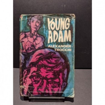 Young Adam  Book by Trocchi, Alexander
