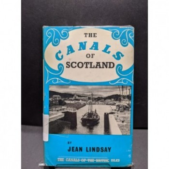 The Canals of Scotland Book by Lindsay, Jean