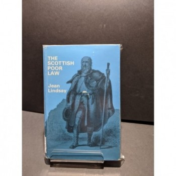 Th Scottish Poor Law Its Operation in the North East from 1745 to 1845 Book by Lindsay, Jean