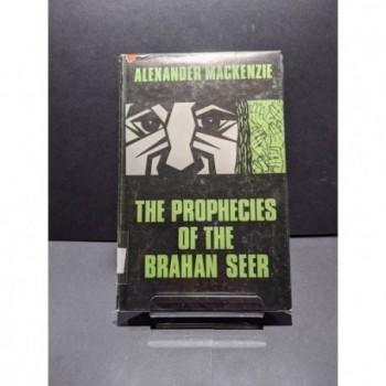 The Prophecies of the Brahan Seer Book by Mackenzie, Alexander