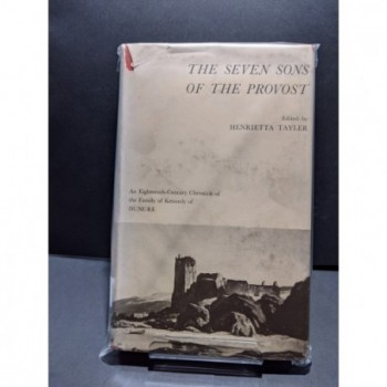 The Seven Sons of the Provost Book by Tayler, Henrietta (ed)