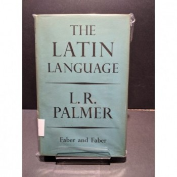 The Latin Language Book by Palmer, L R