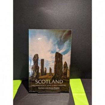 Scotland Archaeology and Early History Book by Ritchie, Graham & Anne