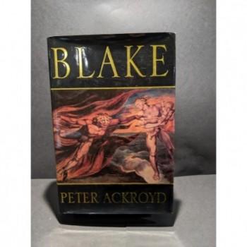 Blake Book by Ackroyd, Peter