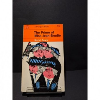 The Prime of Miss Jean Brodie Book by Spark, Muriel
