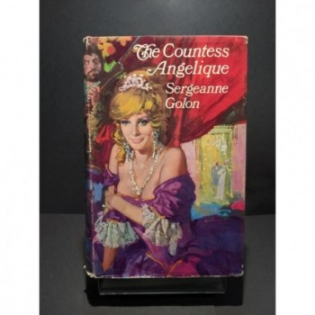 The Countess Angelique Book by Golon, Sergfeanne
