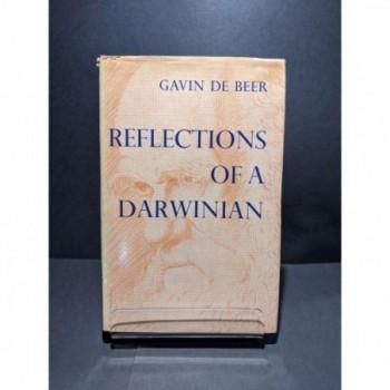 Reflections of a Darwinian Book by de Beer, Gavin