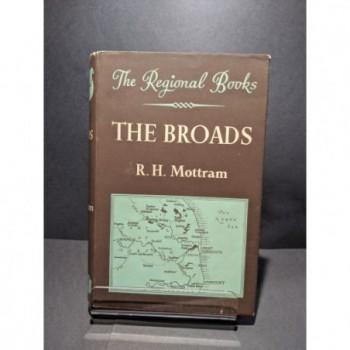 The Broads (The Regional Books Series) Book by Mottram, R H