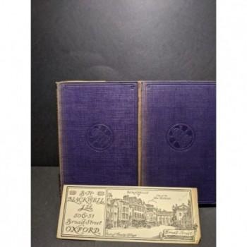 Life & Struggles of William Lovett - 2 volumes Book by Tawney, RH (introduction)