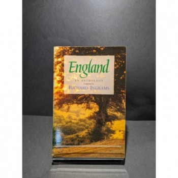 England: An Anthology Book by Ingrams, Richard (compiler)
