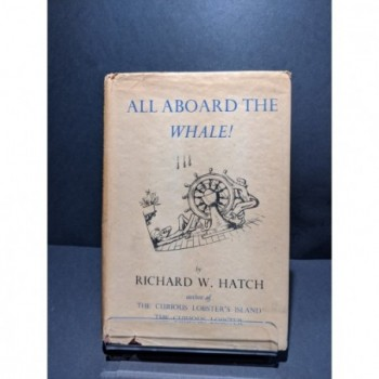 All Aboard the Whale Book by Hatch, Richard W