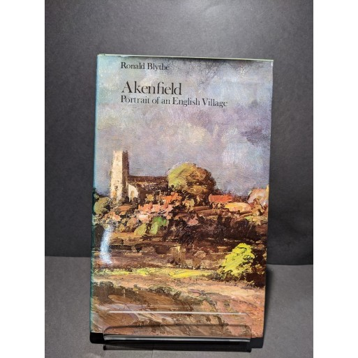 Akenfield: Portrait of an English Village Book by Blythe, Ronald