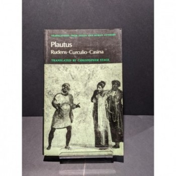 Plautus: Rudens, Curulio, Casina Book by Stace, Christopher (trans)