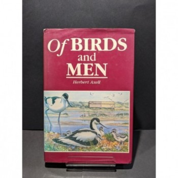 Of Birds and Men Book by Axell, Herbert