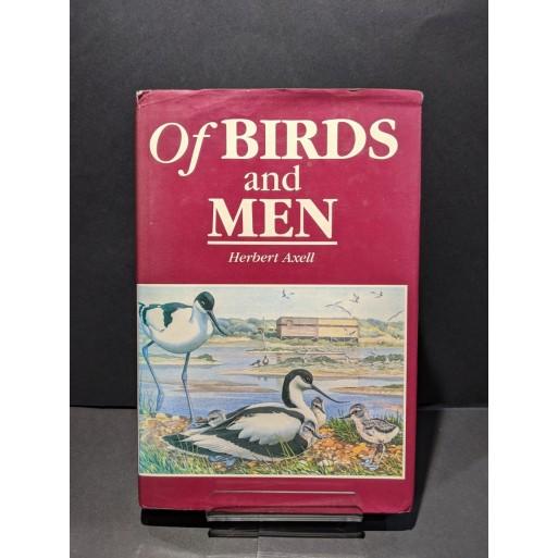 Of Birds and Men Book by Axell, Herbert