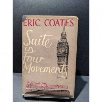 Suite in Four Movements Book by Coates, Eric