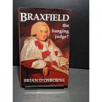 Braxfield: the hanging judge? Book by Osborne Brian D