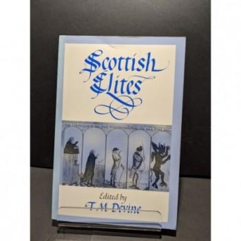 Scottish Elites Book by Devine, TM (ed)