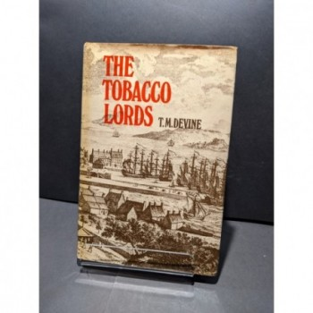 The Tobacco Lords Book by Devine, TM