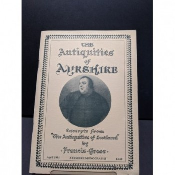 The Antiquities of Ayrshire Book by Grose, Frances